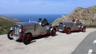 Die Elektro-Oldtimer von Mallorca