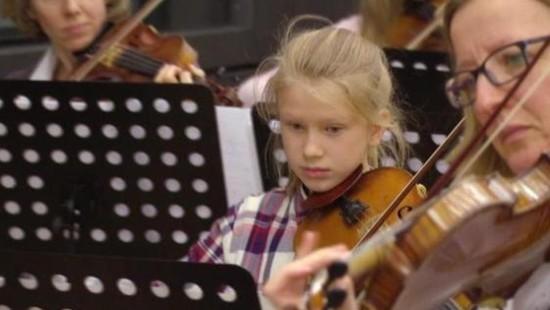 Mit dem Familienorchester in der Elbphilharmonie