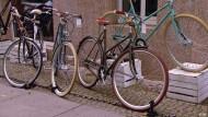 Zwischen Smart-Bikes und alten Holländern