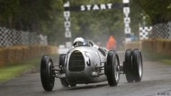 Seltene Renn-Oldtimer auf dem Goodwood Festival of Speed