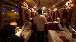 Im Luxuszug durch Andalusien