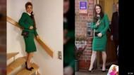 Gekleidet wie Herzogin Kate