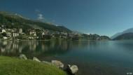 St. Moritz macht auch im Sommer Spaß