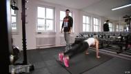 Online-Fitness auf dem Vormarsch