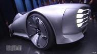 Vernetzte Autos als Zukunftsmodell