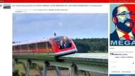 Schulz-Zug ist im Netz nicht zu bremsen
