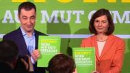 Grüne wollen mit Kernthema Ökologie aus Umfragetief