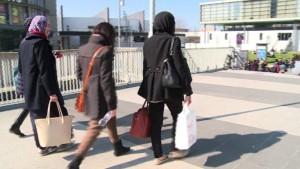 Arbeitgeber dürfen Kopftuch verbieten