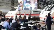 Neuer Bahn-Chef Lutz verkündet Trendwende