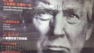 Harte Kost für Trump und Chinas Staatschef bei erstem Treffen