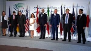 G7-Staaten wollen Assad-Ablösung