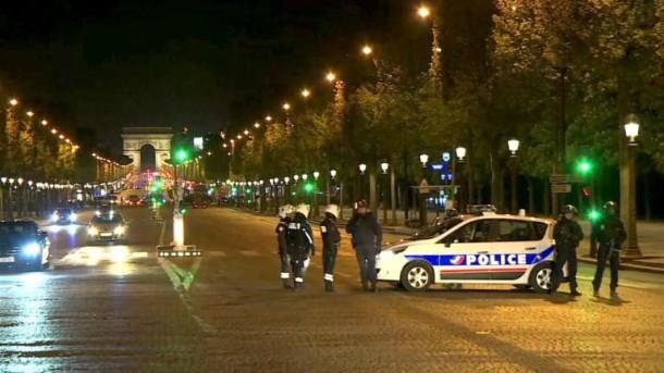 IS-Miliz bekennt sich zu tödlichem Angriff in Paris