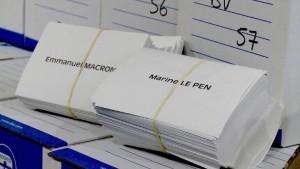 Schicksalswahl für Frankreich und Europa