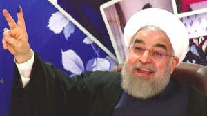 Richtungswahl in Iran