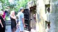 Nazi-Bunker locken Touristen an