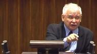Kaczynski beschimpft polnische Opposition