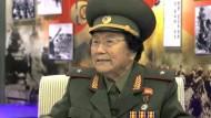 Erste nordkoreanische Generalin droht Amerika