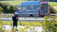 Festnahme nach Autoattacke auf französische Soldaten