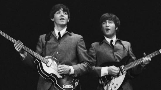 Erstes Beatles-Konzert in den Vereinigten Staaten