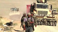 Armee startet Offensive gegen Taliban