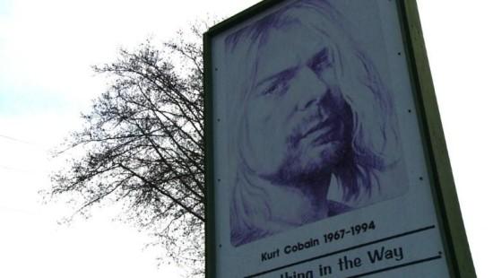 Kurt Cobain starb vor zwanzig Jahren