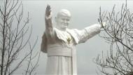 Johannes Paul II: In Polen schon Volksheld