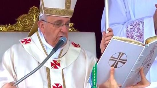 """""""Vier-Päpste-Sonntag"""" im Vatikan"""