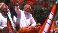 Hindu-Nationalist Modi triumphiert bei Wahl in Indien