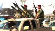 Kampf gegen Dschihadisten: Iraks Regierung setzt auf Schiiten-Milizen