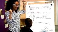 Bessere Bildung durch Crowdfunding in Amerika