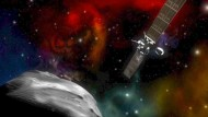 Kometenjäger im All