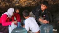 Yeziden schildern Drama im Irak