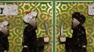 Wer sind Schiiten und Sunniten?