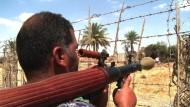Irakische Kleinstadt bietet IS-Dschihadisten die Stirn