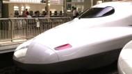 Shinkansen wird 50