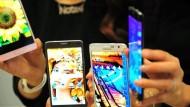 Galaxy Note 4 kommt früher