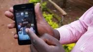 Smartphone-App gegen Korruption