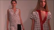 Deutsche Linkshänder-Mode aus Paris