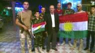 Kurden aus ganz Europa kämpfen gegen Dschihadisten
