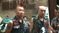 Punks in China