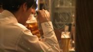 Trinken gegen den Burnout