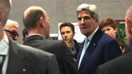Kerry zu Mauerfall-Gedenken in Berlin