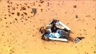 Spaceship Two stürzt bei Testflug ab