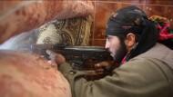 So kämpfen die Kurden in den Straßen Kobanes