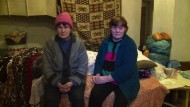 Bittere Not in Donezk vor Wintereinbruch