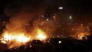 Am Anfang war der Maidan: Ein Jahr Ukraine-Konflikt