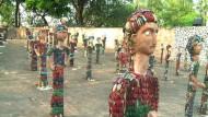 Die Steinmenschen von Chandigarh