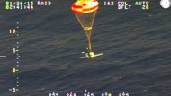Fallschirm rettet abstürzendes Flugzeug