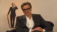 Die größte Herausforderung für Colin Firth