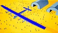 Wie fliegt die Solar Impulse 2 um die Welt?